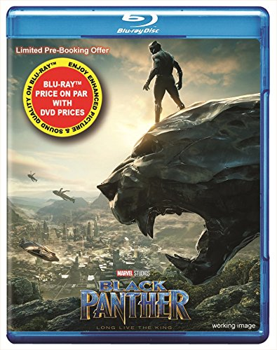 Black Panther - BD