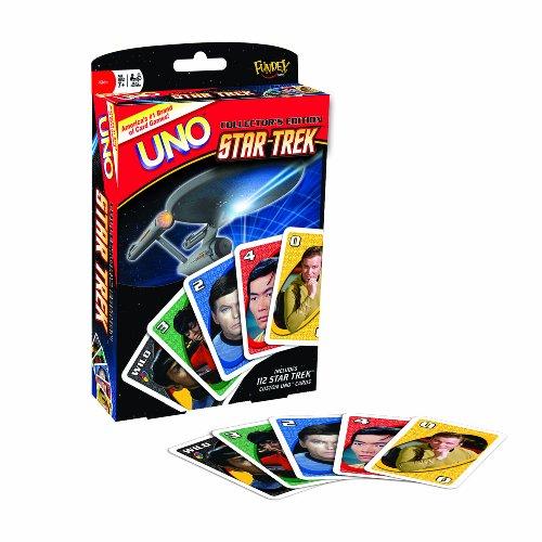 Produktbild Star Trek - UNO - limitierte Sammler Edition in Blechdose