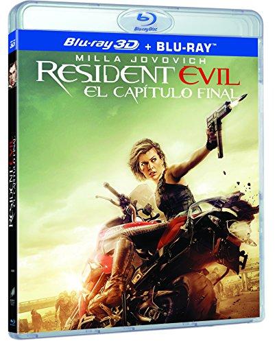 Resident Evil: El Capítulo Final (BD 3D   BD) [Blu-ray]