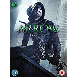 Arrow: S1-5 (DVD/S) [2017]