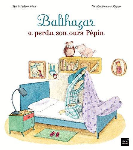 Balthazar a perdu son ours Pépin - Pédagogie Montessori
