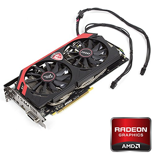 AMD Radeon R9 280X 3 GB HD Video gráficos para Apple Mac Pro 2009 - 2012