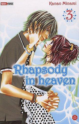 Rhapsody in Heaven Edition simple Tome 3