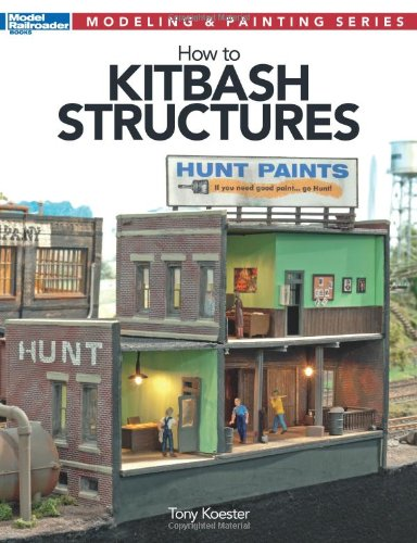 How to Kitbash Structures (Modeling & Painting) por Tony Koester