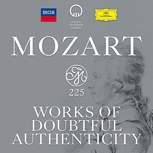 Mozart 225 - Works Of Doubtful...