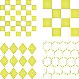 Stencil forme-riutilizzabile, motivo geometrico quadrato diamante di recinzioni stencil da-da usare su carta progetti scrapbook Journal muri pavimenti tessuto mobili in vetro legno ecc. m