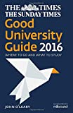 The Times Good University Guide 2016
