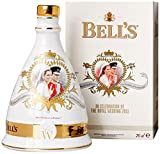 Bell's Royal Wedding 2011 Decanter mit Geschenkverpackung  Whisky (1 x 0.7 l)