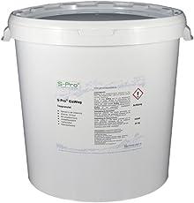 S-Pro EisWeg Auftau-Winter-Streu-Granulat 25kg | konz. Enteiser-Streumittel als Streusalz-Alternative | tierfreundlich, pflanzen- & umweltschonend | schnelltauend, langanhaltend eis- und schneefrei