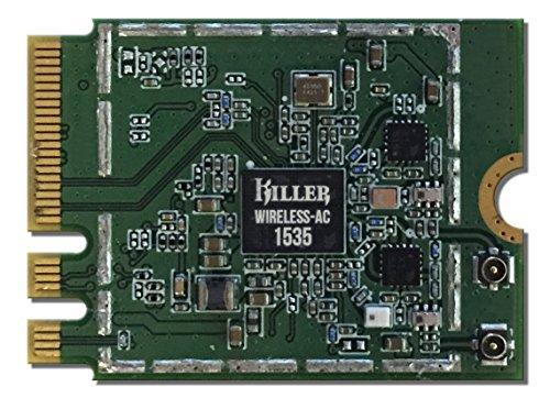 Killer AC 1535m.2Notebook Wireless-Karte mit Bluetooth 4.1 -