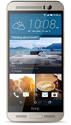 HTC One M9 Plus (Gold-Silver, 32GB)