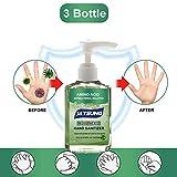 Nettoyants pour Les Mains 3 pièces (30 ML / 1 pièce) Savon pour Les Mains pour la défense 24 Heures (Pas Besoin d'eau)