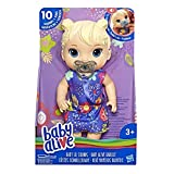 Baby Alive - Babille - Poupee cheveux blonds