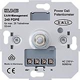 Jung 240PDPE Potentiomètre Power-DALI