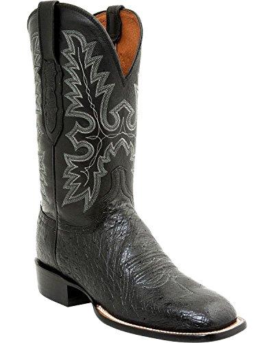 Lucchese , Bottes et bottines cowboy homme Black (Weite D)