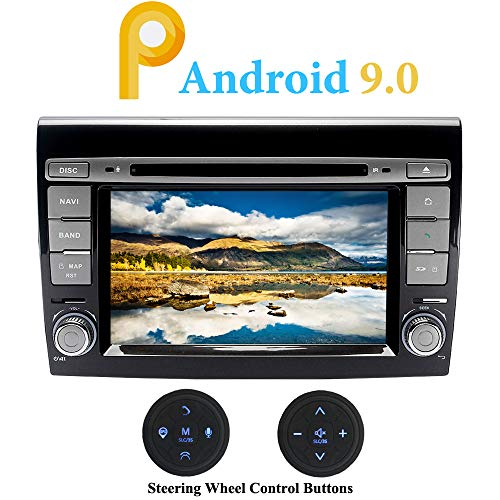 XISEDO 7 Pulgadas Android 9.0 Autoradio In-Dash Car Radio Quad Core Radio...