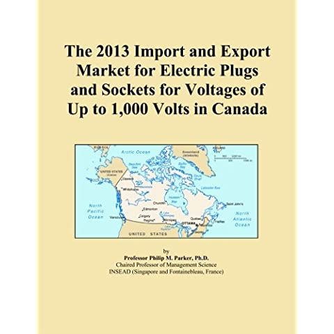The 2013 Import and Export Market for Electric Plugs and Sockets for Voltages of Up to 1,000 Volts in