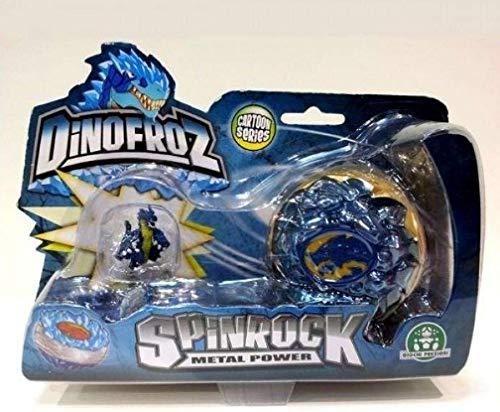 0845ff080c ricambi lego Giochi Preziosi - CCP07941 - Dinofroz - Spinrock - Starter  Pack Personaggio Vlad