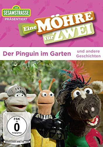 Sesamstraße präsentiert: Eine Möhre für Zwei - Der Pinguin im Garten und andere Geschichten