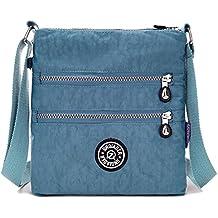 nuovo prodotto 75438 40185 borsetta tracolla donna - Amazon.it