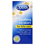 Optrex Soothing Eye Drops for Itchy Eyes - 10 ml