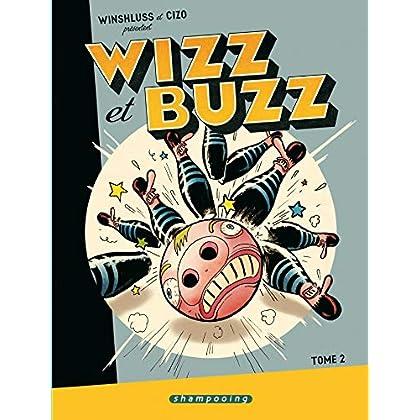 Wizz et Buzz, Tome 2 :