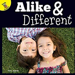 Descargar Libros Gratis Alike and Different (My World) Leer Formato Epub