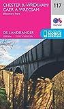 Landranger (117) Chester & Wrexham, Ellesmere Port (OS Landranger Map)