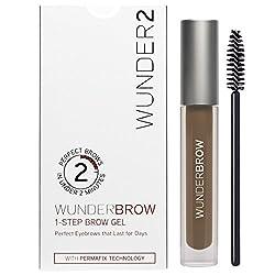WUNDER2 WunderBrow Eye Brow Gel , Brunette