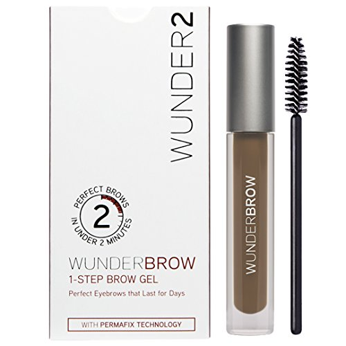 WUNDER2 WunderBrow Eye Brow Gel , Brunette