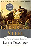 Winner of the Pulitzer Prize, Guns, Germs, and Steel is a brilliant work answering the question of why the peoples of certain continents succeeded in invading other continents and conquering or displacing their peoples. This edition includes a new ch...