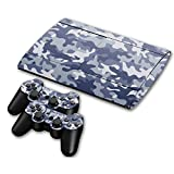 Laixing Skin Vinyl Decal Cover para Playstation 3 PS3 Super Slim...