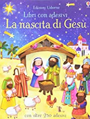 Idea Regalo - La nascita di Gesù. Con adesivi. Ediz. a colori: 1