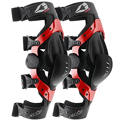 EVS SPORTS AXIS-SPORT Pair Knee Brace Size