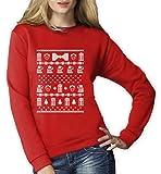 Die besten Freunde Tardis - Doctor Ugly Christmas Who Weihnachten Sweater Frauen Sweatshirt Bewertungen