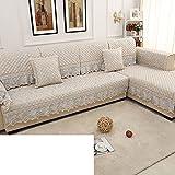 sencillo y moderno sofá cojines/El four seasons deslizan General fresca sala de estar sofá cojines/Fundas de asiento de tela-O 90x70cm(35x28inch)