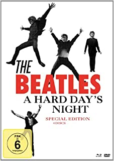 The Beatles - A Hard Day's Night [Blu-ray] [Special Edition]