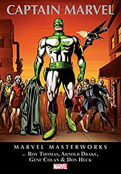 Captain Marvel Masterworks Vol. 1 (captain Marvel (1968-1979)) por Roy Thomas epub