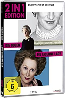 Die Queen / Die Eiserne Lady (2 in 1 Edition, 2 Discs)