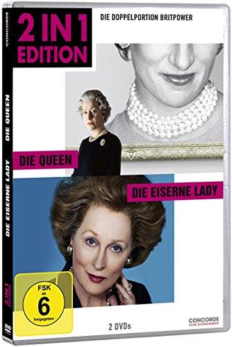 Die Queen / Die Eiserne Lady (2 in 1 Edition, 2 Discs)