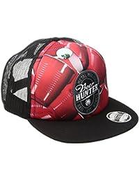 Metal Mulisha Men's Run Trucker Snapback Hat Red