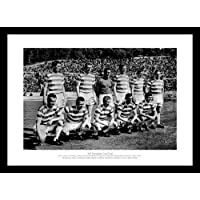 dbbeb14e624 Celtic FC 'Lisbon Lions' 1967 European Cup Final Framed Picture Memorabilia