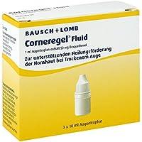 Corneregel Fluid Augentropfen 3X10 ml preisvergleich bei billige-tabletten.eu