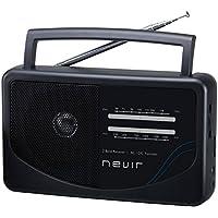 RADIO NEVIR NVR141 SOBREMESA ANALOGICA