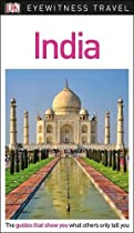 DK Eyewitness Travel Guide India (Eyewitness Travel Guides)