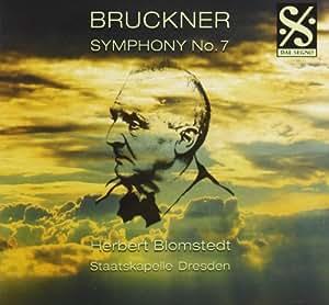 Bruckner : Symphonie n° 7. Blomstedt.
