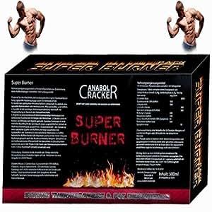 Super Burner Muskelaufbau, L-Carnitin, 20 Diät / Fettreduktion 's Flaschen