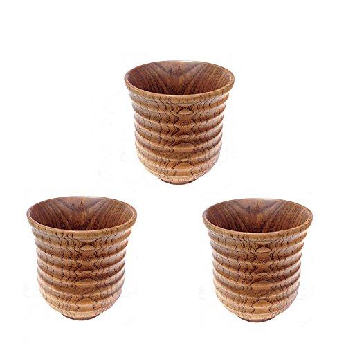 hoom-3pcs-bois-sculpte-decor-grain-sake-the-tasse-a-the-tasse-vin-7oz