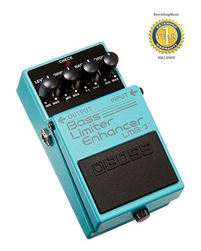 BOSS Pedal LMB-3 Bass Limiter / Enhancer