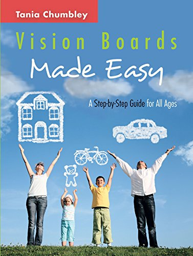 Vision Boards Made Easy: A Step by Step Guide (English Edition) (Board Balboa)